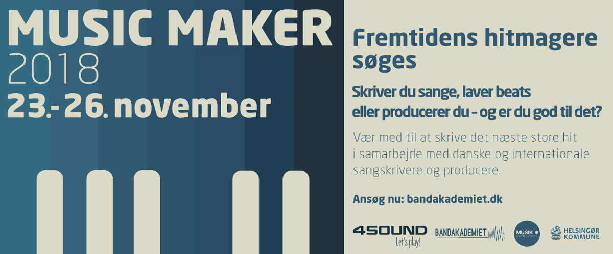 Music Maker Camp 2018