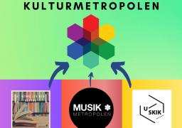 Et brand Kulturmetropolen